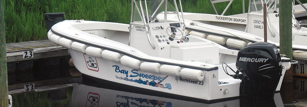 Pumpout Boats   Ocean County Planning Board
